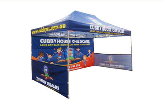 Trade Show Tents Signvertise